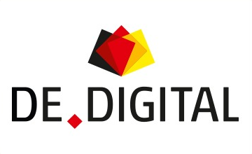 de.digital Logo